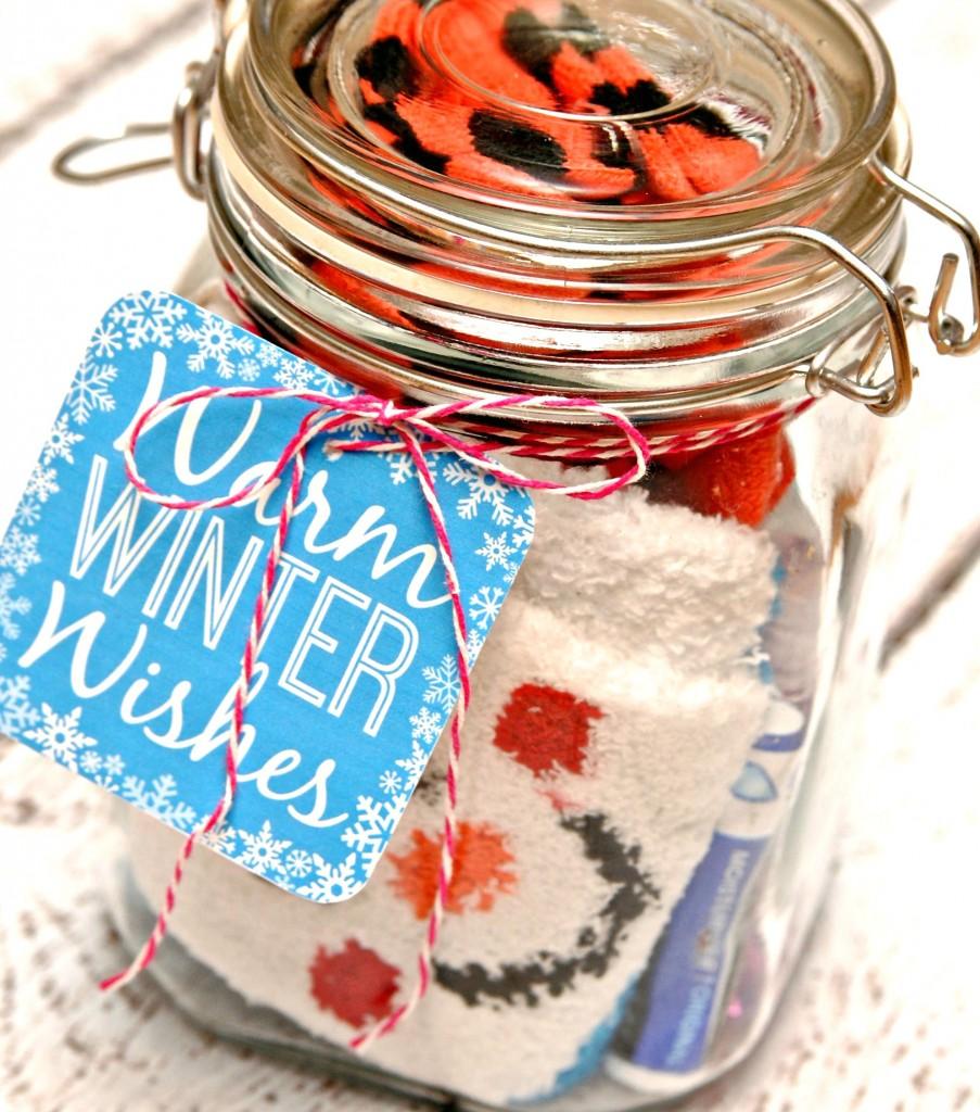 Homemade Diy Christmas Gifts: Mason Jar Christmas Gift Ideas
