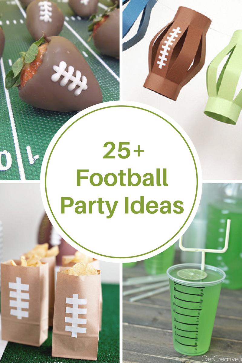Super Bowl Party Ideas The Idea Room