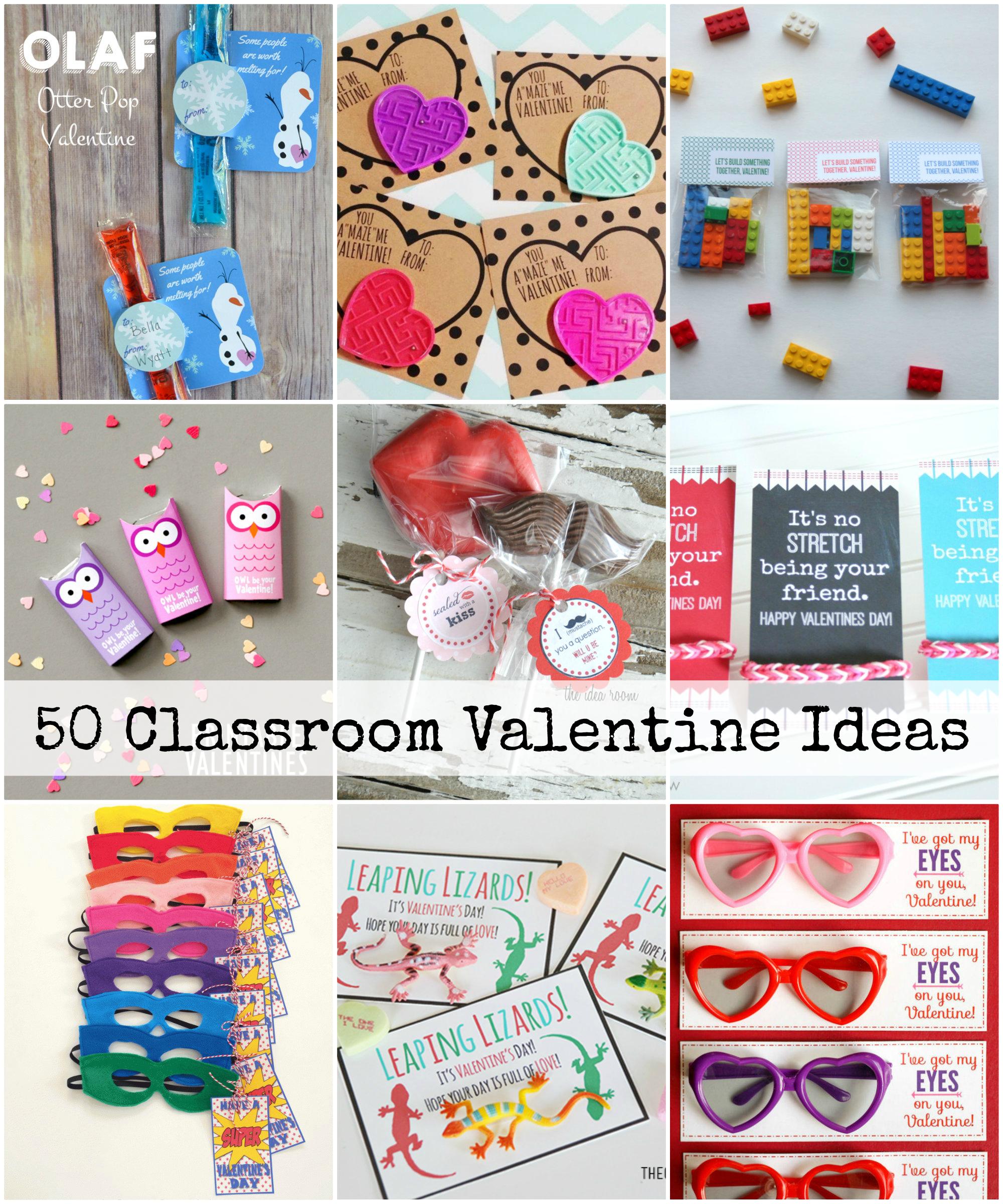 Valentine's Day Classroom Box Ideas - The Idea Room