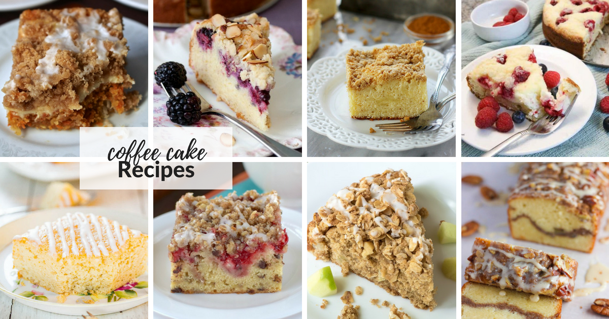 coffee cake recipes