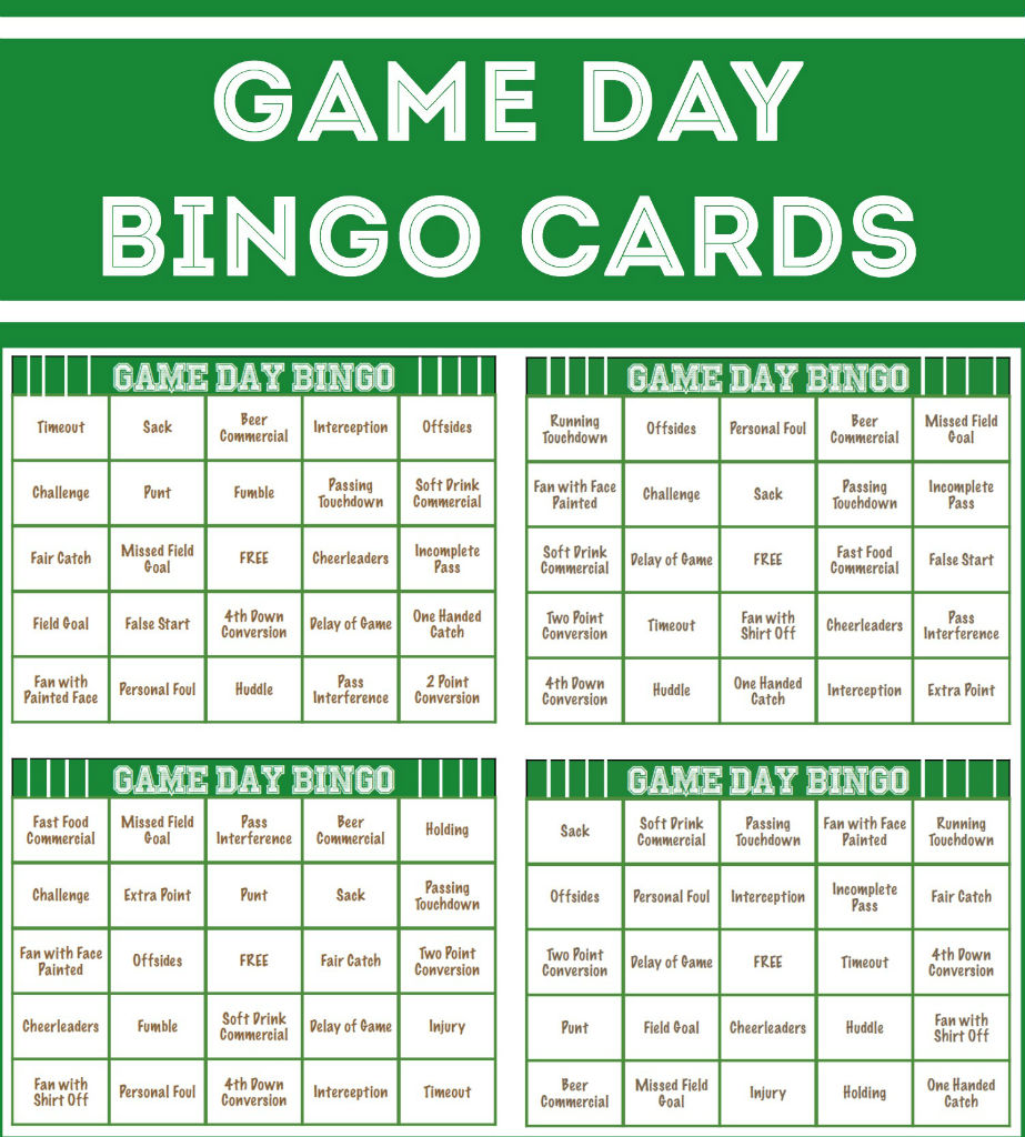 Game-day-bingo-cards