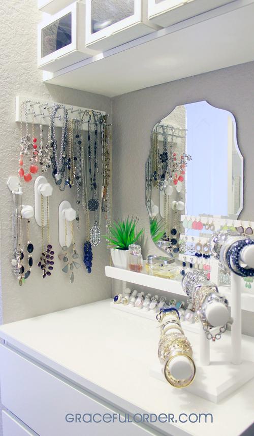 Master Closet Necklaces IH