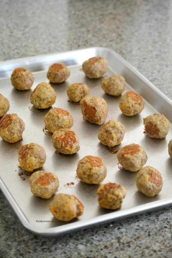Slow Cooker Meatballs Recipe - The Idea Room