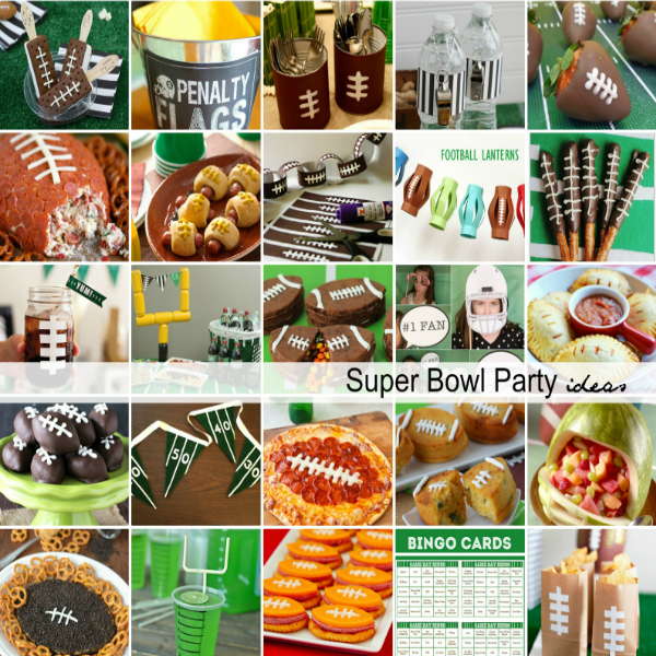 super bowl party ideas the idea room. Black Bedroom Furniture Sets. Home Design Ideas