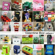 Valentine's Day Classroom Box Ideas