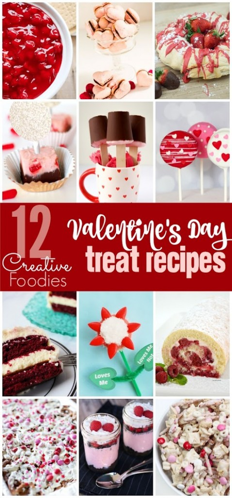 Valentine's Day | Recipes | This Vanilla Raspberry Cake Roll is the perfect Valentine's Day Dessert. Moist and delicious cake rolled with cream cheese and raspberries.