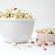 Chocolate Oreo Popcorn
