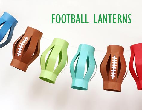football-lanterns