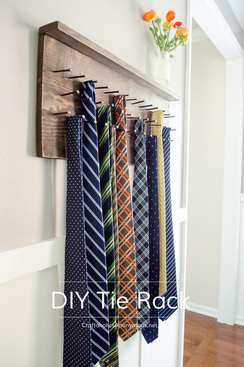 how-to-make-tie-rack-diy-850x1275