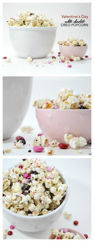 valentines day oreo popcorn pin