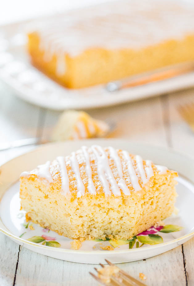 Blackberry Sour Cream Coffee Cake Recipe