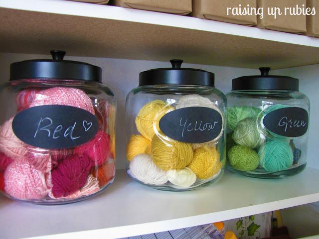 Craft Room Organization And Storage Ideas The Idea Room