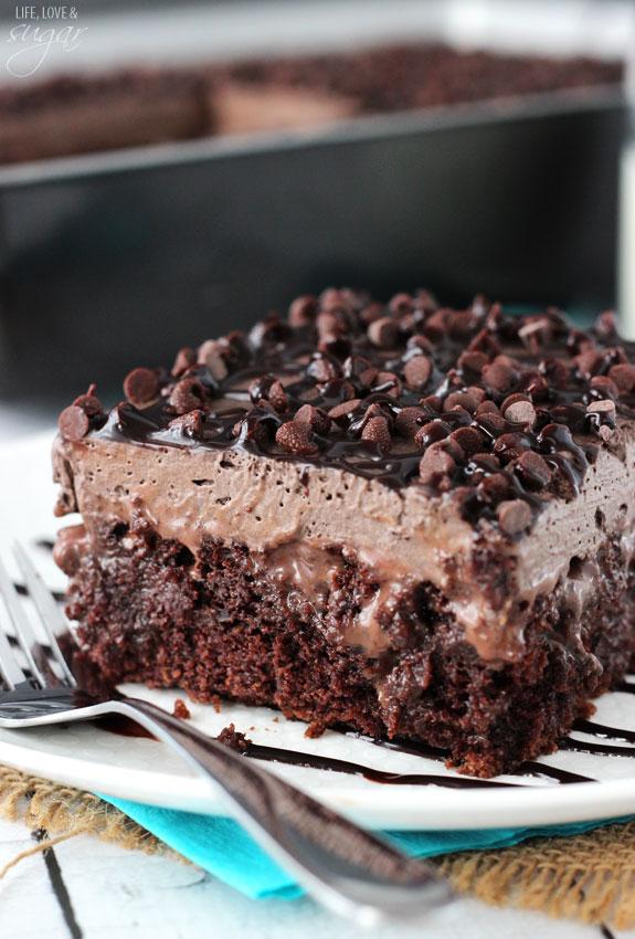 Betty Crocker Chocolate Pudding Cake