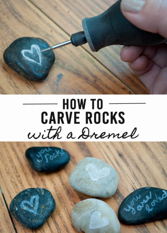 How-to-carve-rocks-with-a-Dremel-Great-DIY-574x800
