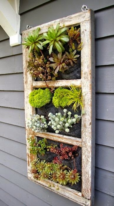 Repurposed old window ideas the idea room for Outdoor decorating with old windows
