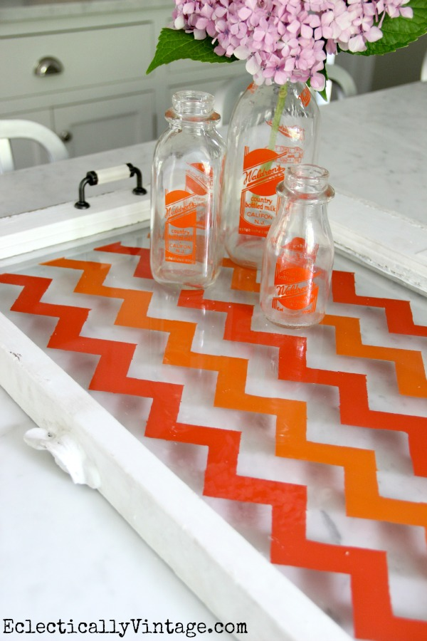 Painted-Chevron-Tray