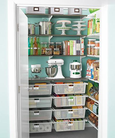 Kitchen Pantry Ideas To Organize Your Pantry