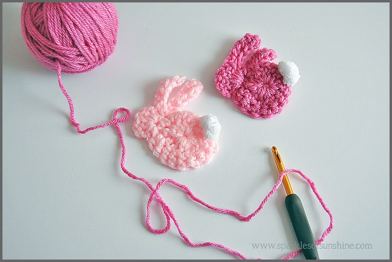 Simple-and-Quick-Crochet-Bunny-Pattern