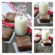 Lunch Lady Brownies Recipe