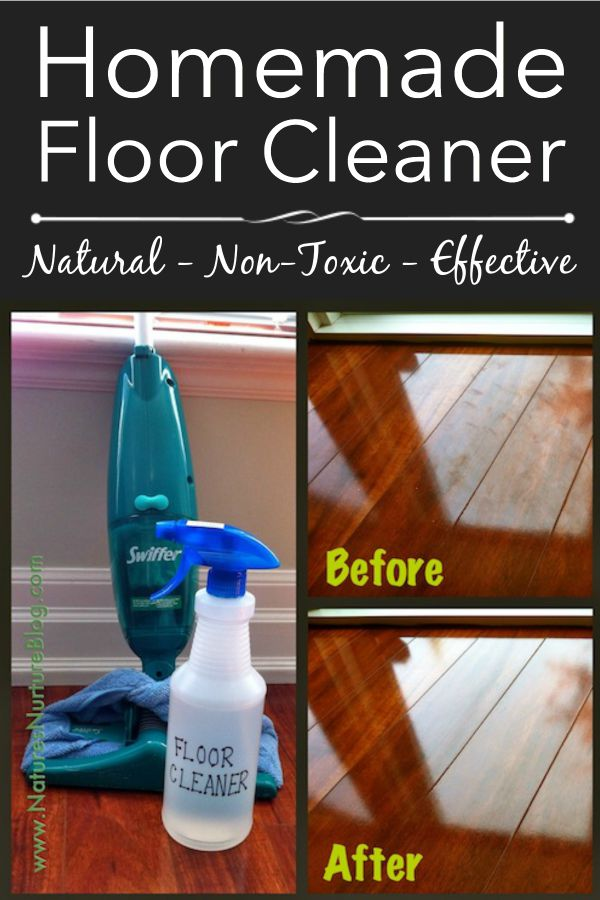 Homemade Natural Cleaner Recipes The Idea Room