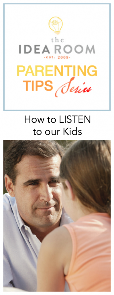 Parenting Tips | Here are 5 tips to being a good listen for our children. When applied you will noticed a marked difference in your communication and in your relationship.