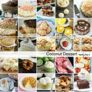 Coconut Dessert Recipes