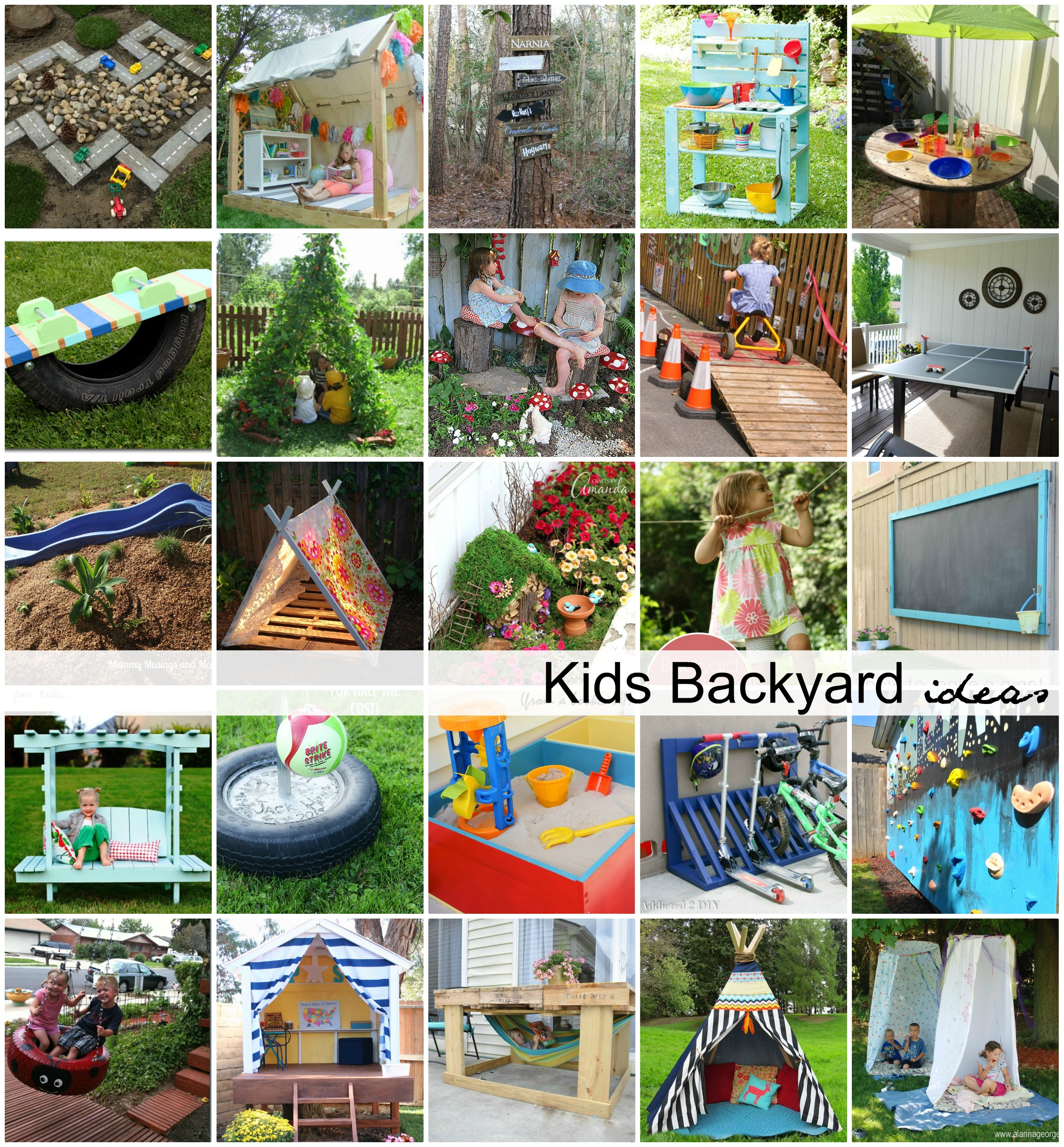 Bon ... Garden Design With DIY Backyard Ideas For Kids The Idea Room With Small  Yard Landscaping From
