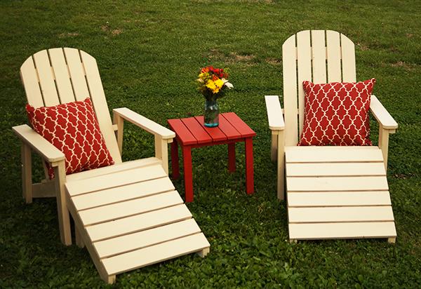 diy outdoor furniture ideas - the idea room