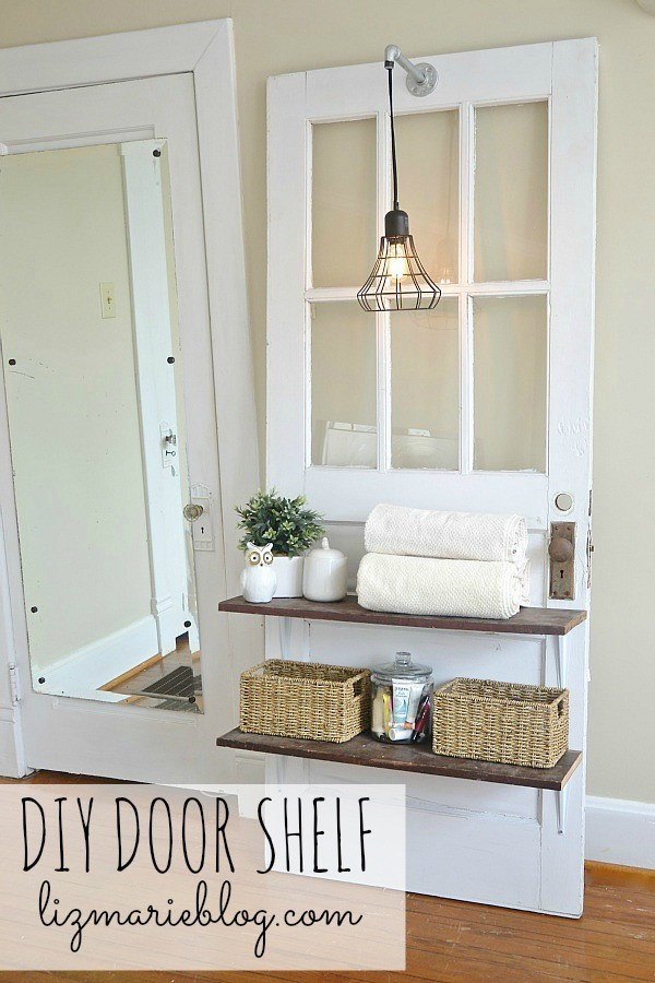 Repurposed Old Door Ideas The Idea Room