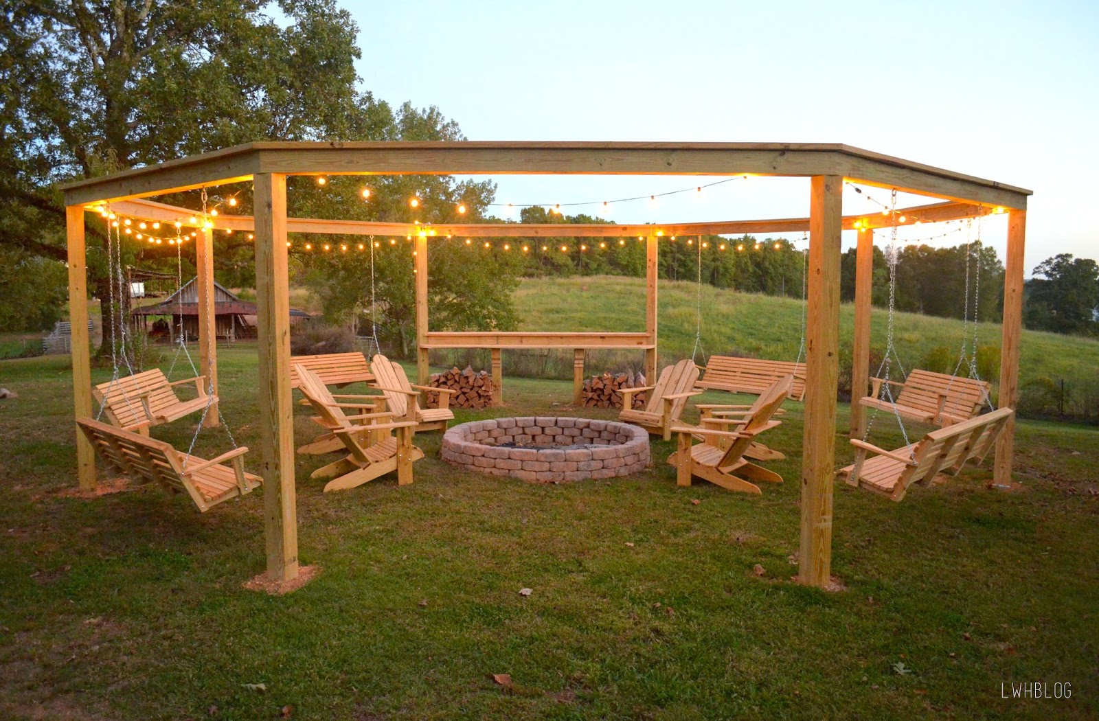 gazebo furniture ideas. howtobuildapergolawithafire gazebo furniture ideas