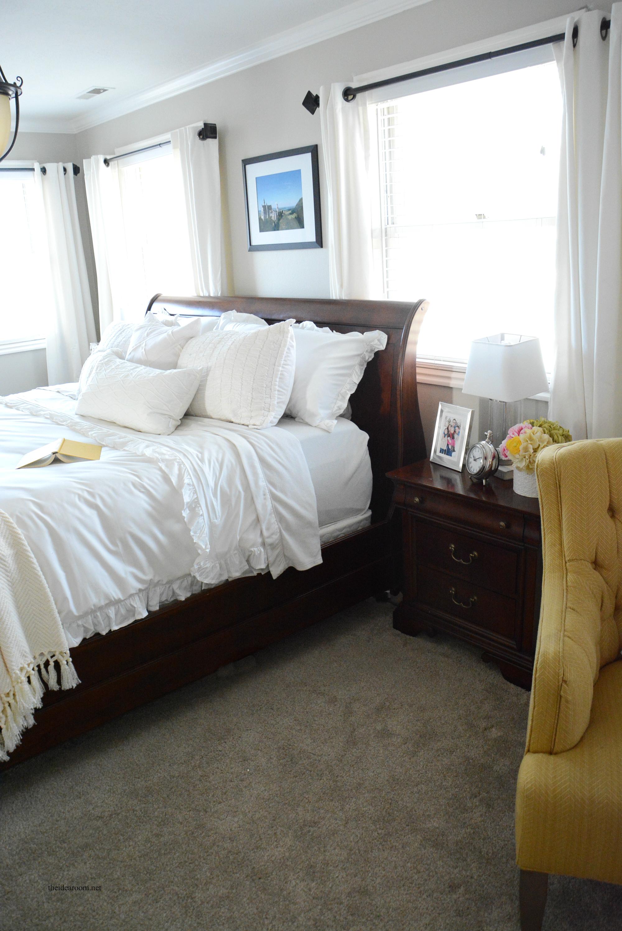 Master Bedroom Refresh The Idea Room