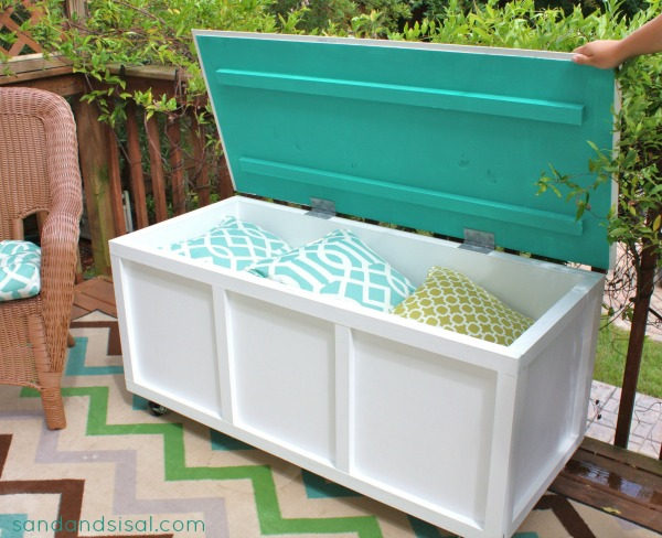Exceptional Outdoor Storage Box