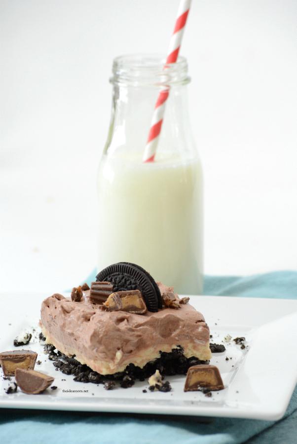PB-Chocolate-No-Bake-Dessert