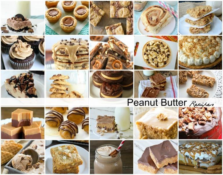 Peanut-Butter-Recipes-1-768x605