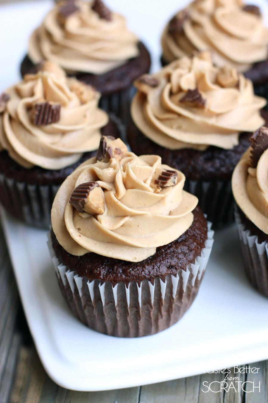 Reese_Peanut_Butter_Cupcakes