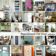 Repurposed Old Door Ideas