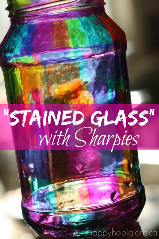 Stained-Glass-Jar-with-Sharpies-copy