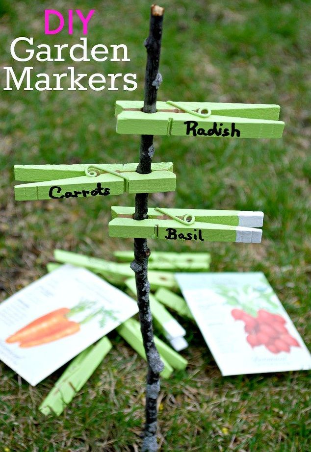 easy-diy-garden-markers-crafts-gardening-how-to