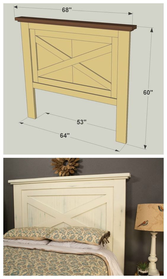 Diy Headboard Project Ideas The Idea Room