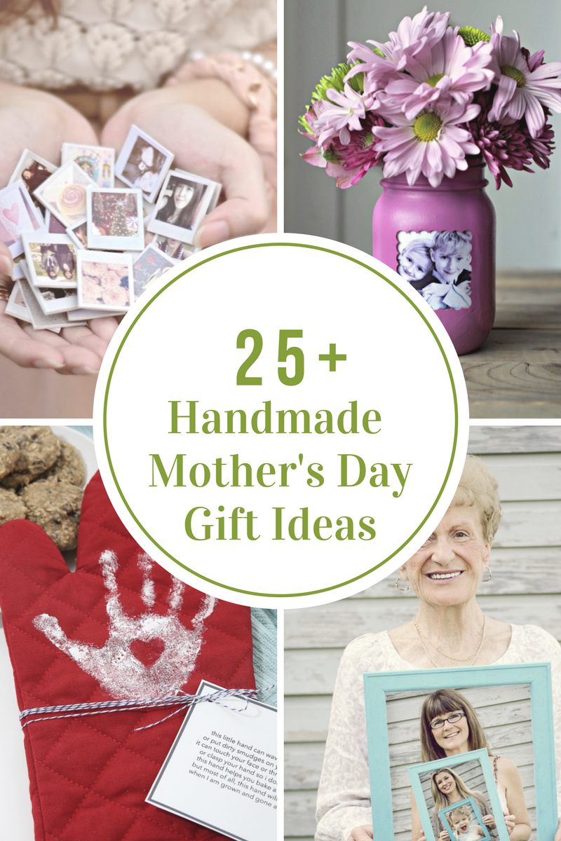 43 DIY Mothers Day Gifts - Handmade Gift Ideas For Mom