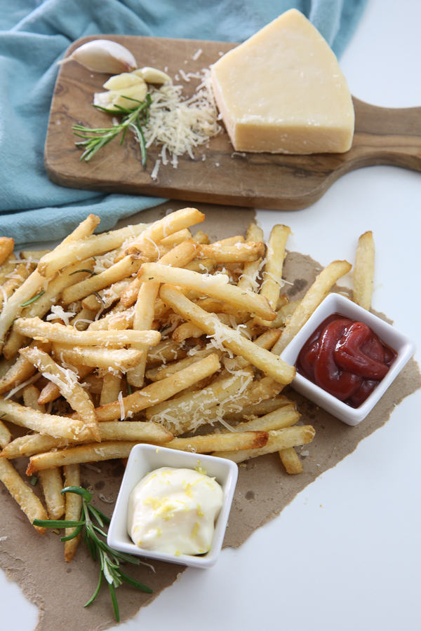 Rosemary Parmesan Fries-7