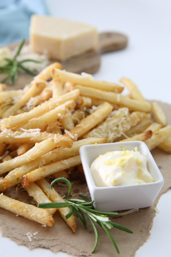 Rosemary Parmesan Fries-8