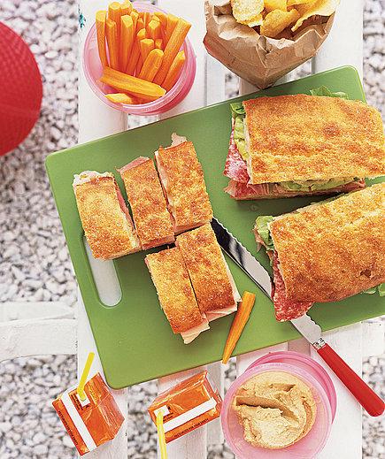 Yin-Yang-Sandwiches