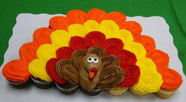 Thanksgiving Cake Fails