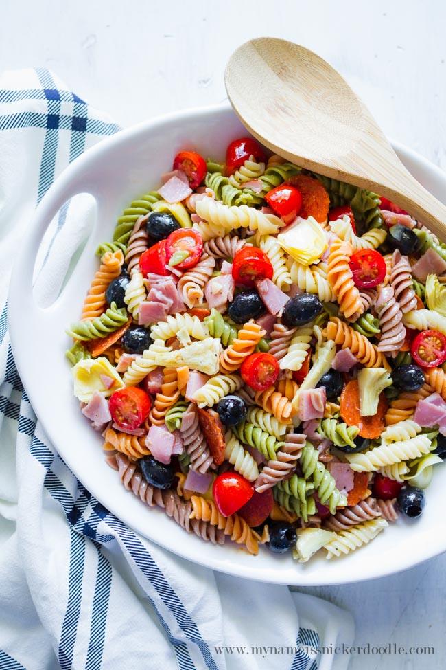 Artichoke-Pasta-Salad-Recipe