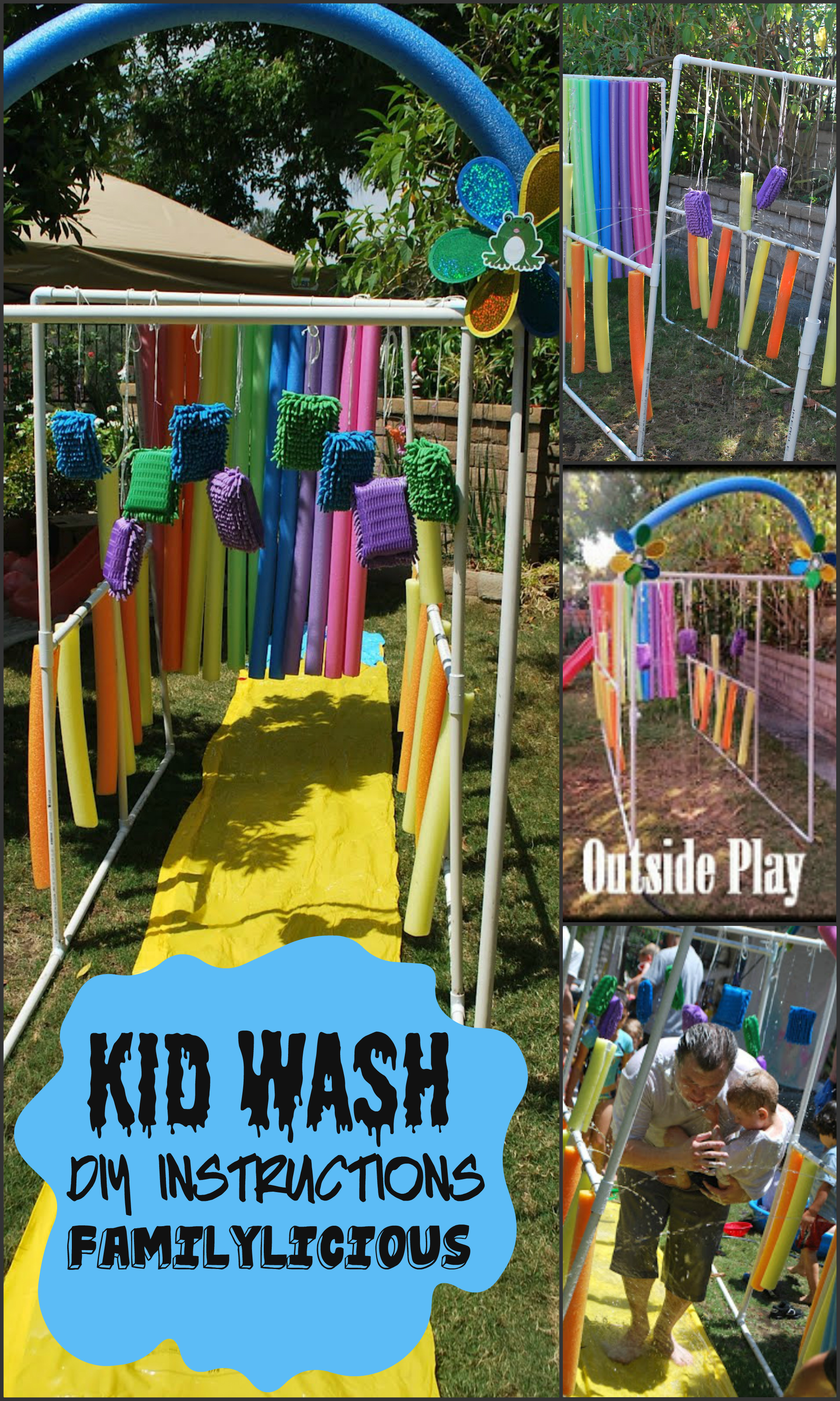 Kidwash-Pin