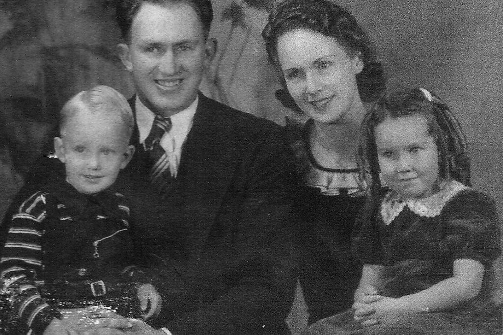 Papa family photo