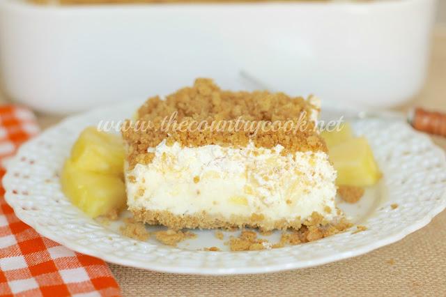 Pineapple Dream Dessert 2 (copyright, thecountrycook.net)