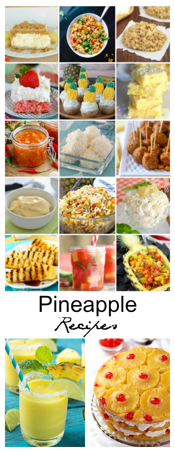 Pineapple-Recipes-Pin