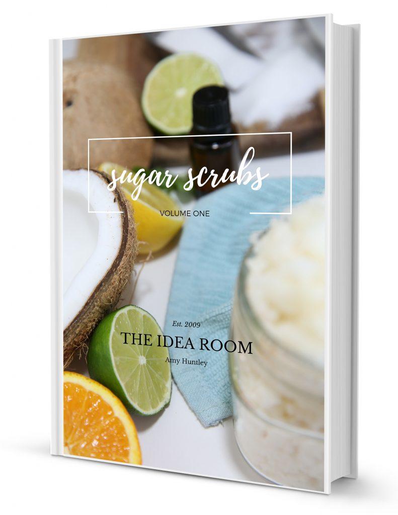 Sugar Scrubs eBook Book Cover Final
